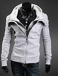 HUIZI Men's Fashion Korea Style Two Pieces Like Sweater