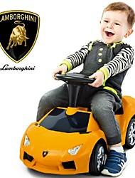 Lamborghini лицензию непосредственно из ICTI и игрушки RUS сертифицированных завода ездить педаль автомобиль на игрушки ((ездить на машине)