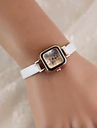 Women's Square Vintage Quartz Belt Watch(Assorted Colors) Cool Watches Unique Watches Fashion Watch