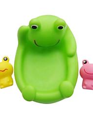 Lovely Frog Family Water Toys For Kids(3PCS)