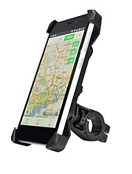 Bike Bicycle Cycling Mountain Mount Cell Phones Bracket Holder Stand for 3.5 to 5.0 Screen Phone