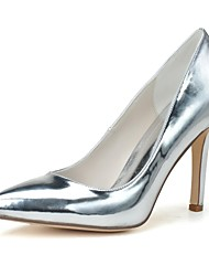 Women's Wedding Shoes Pointed Toe Heels Wedding/Party & Evening Silver/Gold