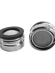 afundar bico filtro de torneira de lavatório aerador (24 milímetros fora)