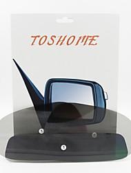 toshome pellicola anti-riflesso per interni specchietti retrovisori esterni per a6 audi 2013-2015