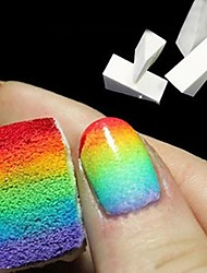 1Pcs Professional Gradient Manicure Sponge Nail Art Tools for Color Nail Art&Mulit-color Nail