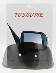 toshome pellicola anti-riflesso per specchietti retrovisori esterni per Benz Classe B 2009-2010