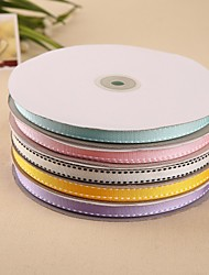 2/5-Inch Light Color Double Faced Grosgrain Ribbon(More Color)