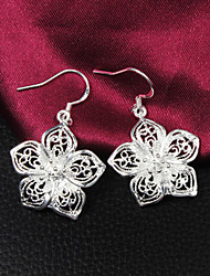 karuir Frauenhandarbeit Delikatesse 925 Silber Originalität Ohrring