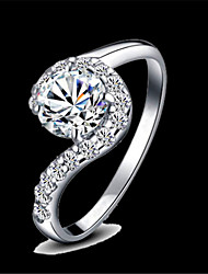 Энн&Ева женщин все соответствующие старинные элегантный кольцо