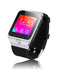 W6 Bluetooth Smart WristWatch(Cell Phone,MP3,MP4,Bluetooth,Sleep detection, Camera remote control)