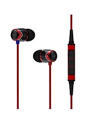 SoundMAGIC® E10M In-Ear Earphones with Mic for iPod, Ipad, Iphone