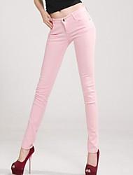 Frauen stretchy Art und Weise dünnen Hosen