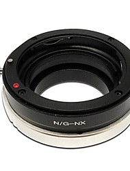 Jaray AI G NX Nikon G/D/AIS Lens to Mount Adapter for Samsung NX