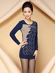 Женский кашемировый приталенный свитер