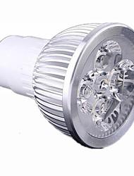 4W GU10 LED Spot Lampen 4 High Power LED 440 lm Warmes Weiß / Kühles Weiß Dimmbar AC 220-240 V