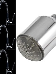 8002-A20 Mini Stylish Water Stream Temperature Sensor Luminous LED Light Faucet Light (Copper)