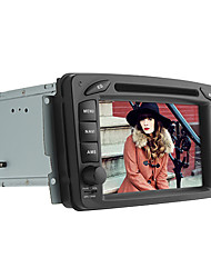 "estremecer 7 ""2DIN carro dvd player capacitivo para W203 classe benzc (2004) com RDS, Bluetooth, GPS, Wi-Fi, TV Digital, CAN-BUS"