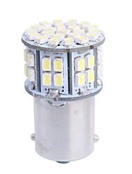 BA15S (1156) Automatique Blanc 5W LED SMD 6000-6500 Feux clignotants Feux stop
