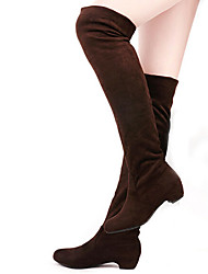 Mode lange Stiefel