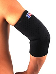 Black Sports Golf Elbow Brace Protector Support Wrap Sleeve