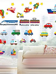 Odyssey™ Wall Stickers Wall Decals,  DIY Motor City PVC Wall Stickers