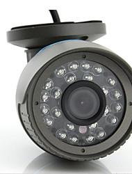 оптовая HD CCTV ИК Водонепроницаемая камера пуля безопасности для 1/4 CMOS 700 ТВЛ с 24pcs IR LED 20 метров XV-h6325r7