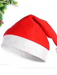Christmas Hat Red Adult Christmas Accessory