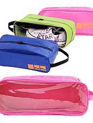 tessuto traspirante a prova di solette di plastica trasparente di design&accessori pc uno (colore casuale)