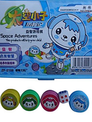 Space Adventures kid vol jeu d'échecs