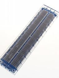 DIY 700-Point Breadboard Transparent Universal PCB Board