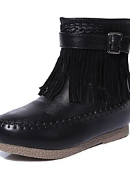 Girls' Shoes Fashion Boots Flat Heel Ankle Boots Shoes More Colors available