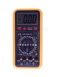 LCD digitale display multimeter multifunctionele elektrische instrument szbj vc9803a +