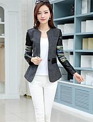 coréen de style une touche Blousons