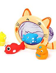 Funny Kitten Go Fishing Set Water Toys for Kids