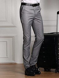 Men's Suits , Work Pure Polyester