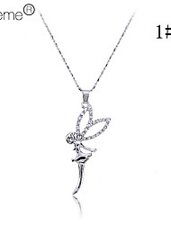 Jewelry Pendant Necklaces Daily Alloy / Zircon Women Gold Wedding Gifts