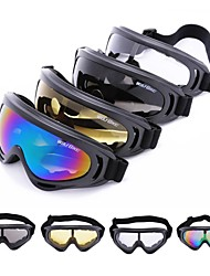 protección uv x400 deportes al aire libre snowboard gafas de skate motocicleta todoterreno lente gafas ciclismo gafas gafas