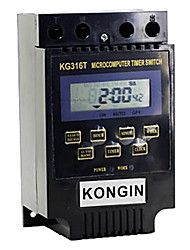 KG316T 2''LCD Micro Computer Time Switch (110V)