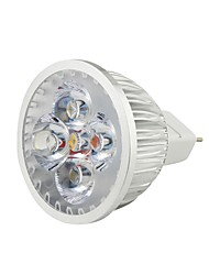 4W GX5.3 LED Spotlight 5 280 lm Warm White Decorative DC 12 V