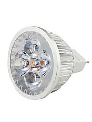4W GX5.3 Spot LED 5 280 lm Blanc Chaud Décorative DC 12 V