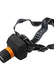 5W LED Headlamp Glare Stretch Headband for Mountaineer Fishing Camping