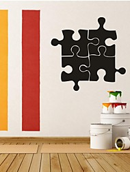 Wall Stickers Wall Decals, Home Decoration Puzzle Poster PVC Mural Wall Stickers