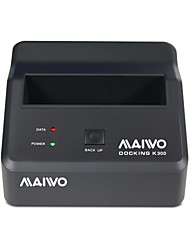 "Maiwo K300U3 USB 3.0 SATA 2.5"" / 3.5"" HDD Docking Station"