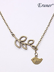 Miss ROSE®Restoring Ancient Ways Bird Alloy Necklace