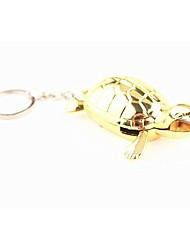 creativo tortuga de oro de butano