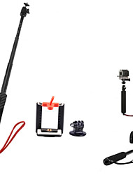 3-in-1 Adjustable Handheld Selfie Monopod for Camera / Cellphone / GoPro Hero 2 / 3 / 3+