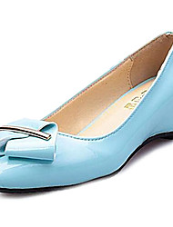 Women's Shoes Shimandi Pointed Toe Flat Heel Patent Leather  Flats Shoes More Colors available