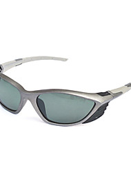 Sunglasses Men / Women / Unisex's Classic / Sports / Fashion / Polarized Wrap Silver Sunglasses Full-Rim