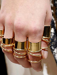 Women's Fashion Gold Ring