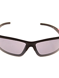 Cycling 100% UV400 Plastic Rectangle Classic Sports Glasses
